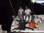 605 lb Swordfish on Daiwa MP3000