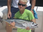 Frank's Yellowfin Tuna
