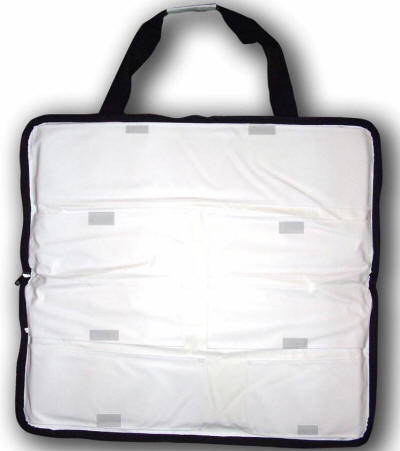"36"" x 16"" Insulated Bait Bag"