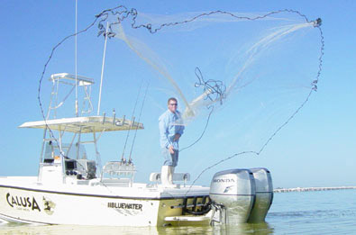 Calusa Cast Net
